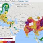 Real-time AQI Visual Map_Berkeley