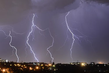 Global Warming Increases The Risk of Acute Onset of Asthma Following Thunderstorms